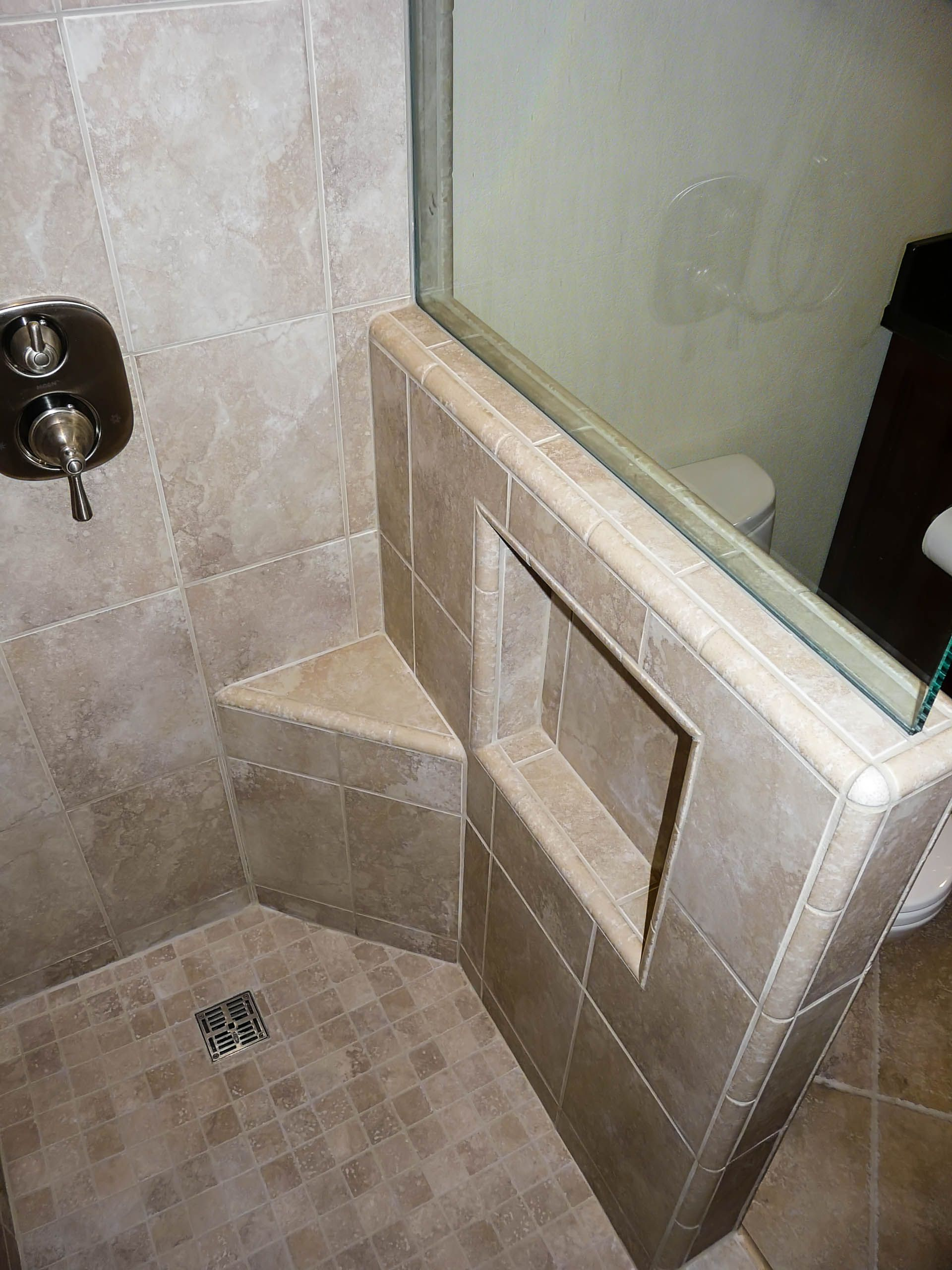 Combo Guest Bath Pool Powder Room With Images Bathroom Remodel
