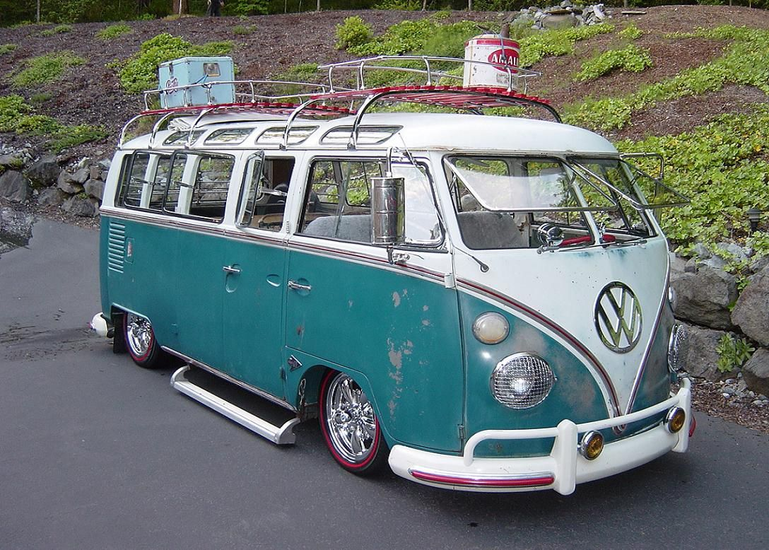 I 39 ve always wanted a car like this volkswagen - Scooby doo voiture ...