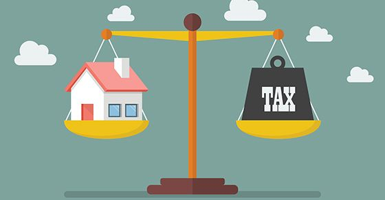 The Property Tax Deduction Will Remain In The U S House Tax Reform Bill Ways And Means Committee Chairman Kevin Brady Tax Deductions Higher Income Income Tax