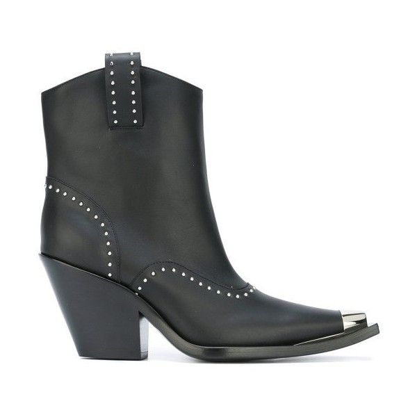 GivenchyWestern-style ankle boots