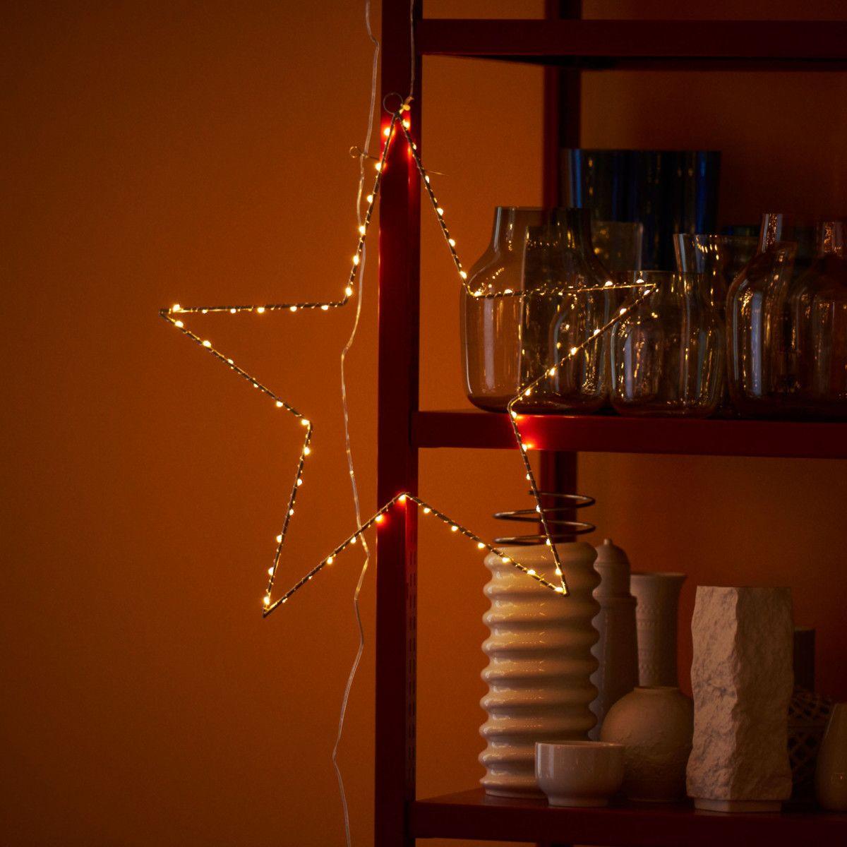 Yilva LED Leuchtstern 50 silber Jetzt bestellen unter: https://moebel.ladendirekt.de/weihnachten/weihnachtsbeleuchtung/?uid=33479226-5ea3-5c1f-8e66-eaed906671f1&utm_source=pinterest&utm_medium=pin&utm_campaign=boards #weihnachten #weihnachtsbeleuchtung
