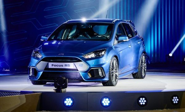 2016 Ford Focus Rs Specs Review Release Date