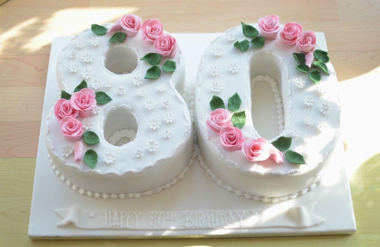 100 80th Birthday Cakes Ideas 80th Birthday 80 Birthday