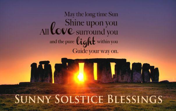 Summer-Solstice-Stonehenge-blessing | Summer solstice, Solstice ...