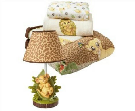 Lion King Cot Set At Babies R Us Cot Sets Baby Shower Gifts Lion King Theme