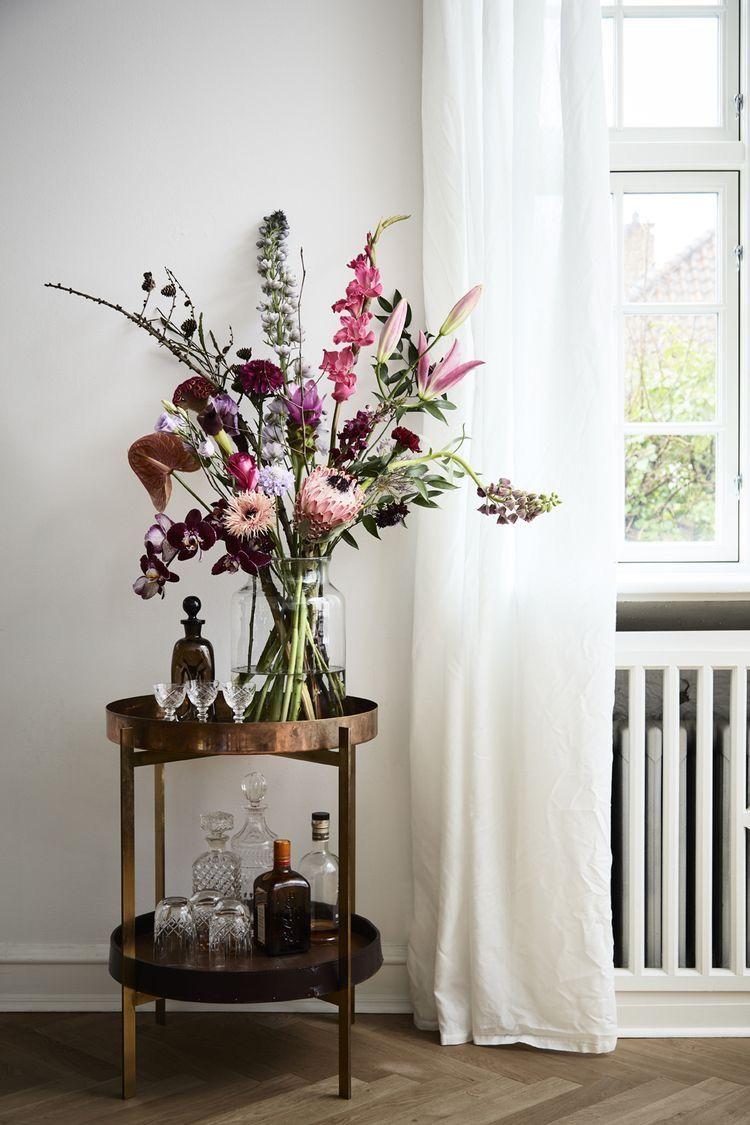 Pretty touches home pinterest wohnzimmer blumen und for Dekoration wohnzimmer