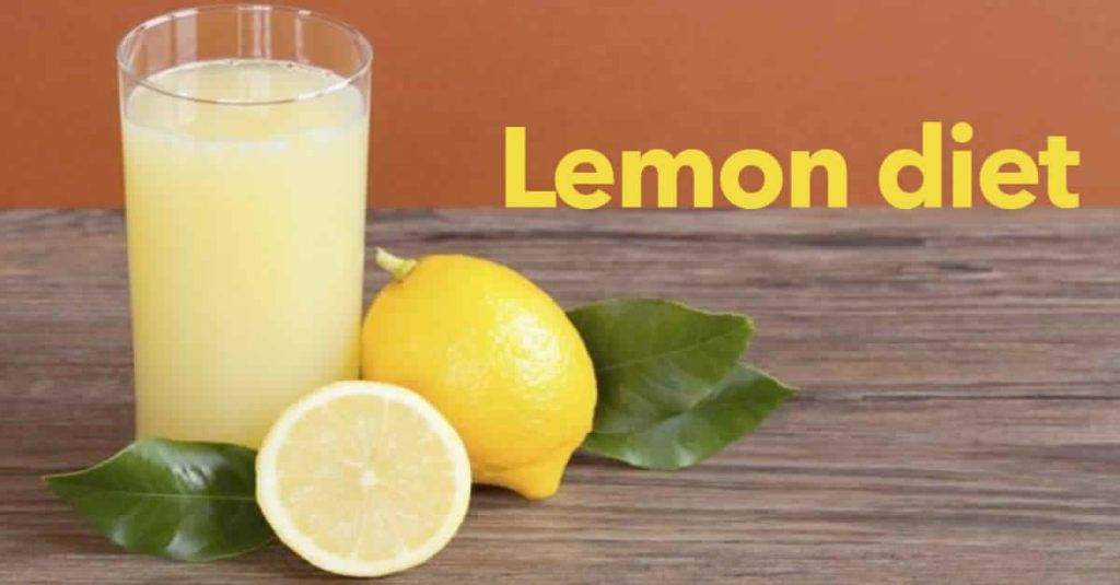 Steps To Follow Day 1 1 Lemon Juice Mixed With 1 Cup Of Fresh
