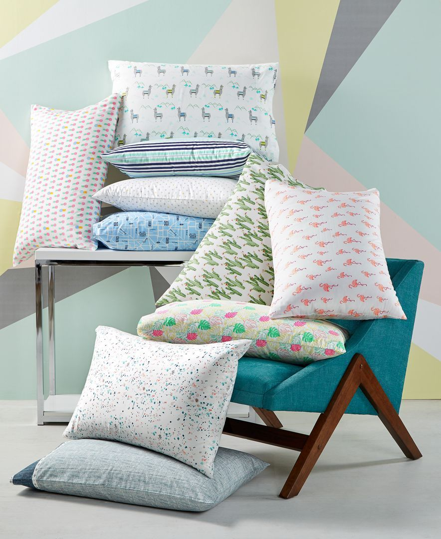 whim by martha stewart collection novelty print king 4 pc sheet set