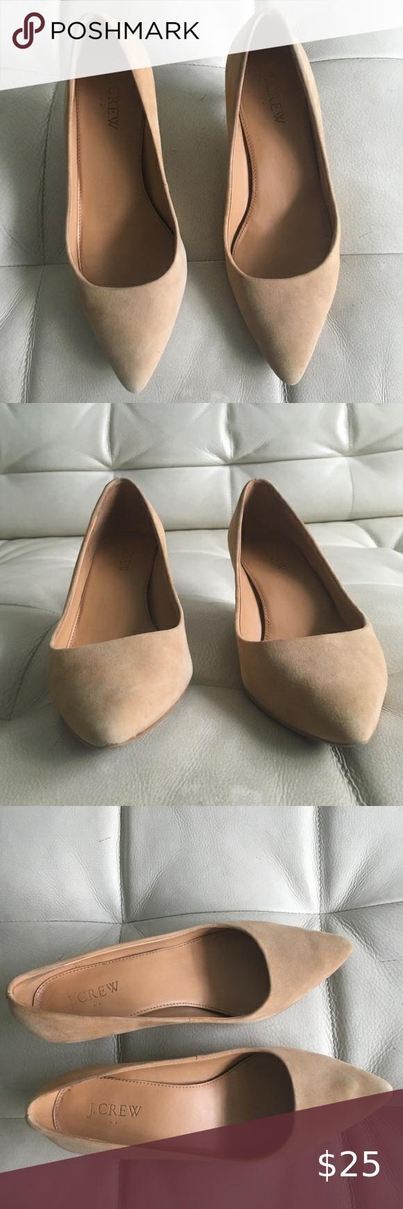 J Crew Factory Esme Suede Kitten Heels In 2020 Shoes Women Heels Heels Suede
