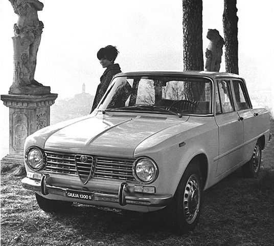1963 Alfa Romeo Giulia 1300 Ti (5400€-)