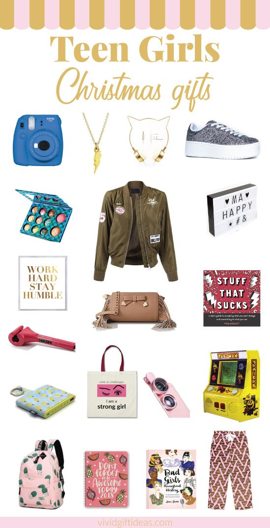 Top Xmas Gifts 2017 For Teenage Girl | Giftsite.co