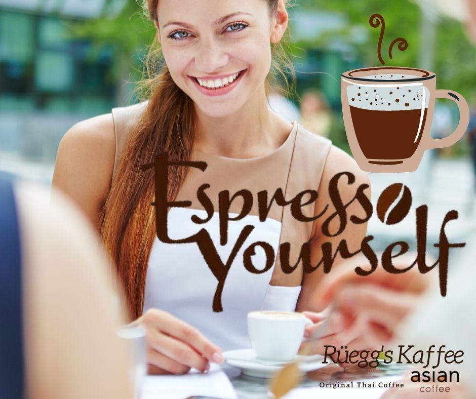 Ein Espresso geht immer! www.rueeggs.com #espresso #coffeelovers #coffeetime #arabica #coffeeandfriends #afterwork #enjoylife #coffeearoma #premiumquality