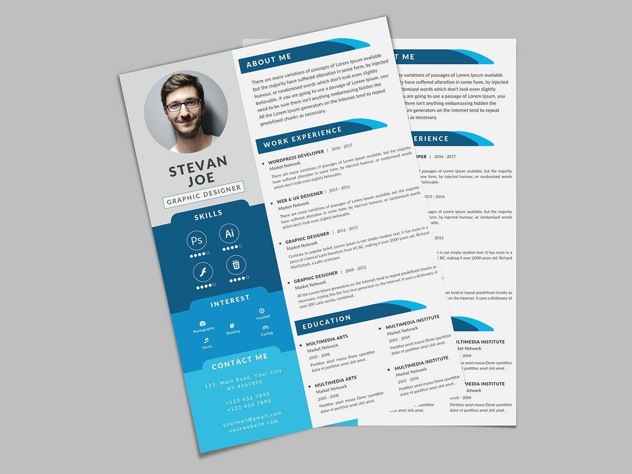 Creative resume templates Resume template Resume