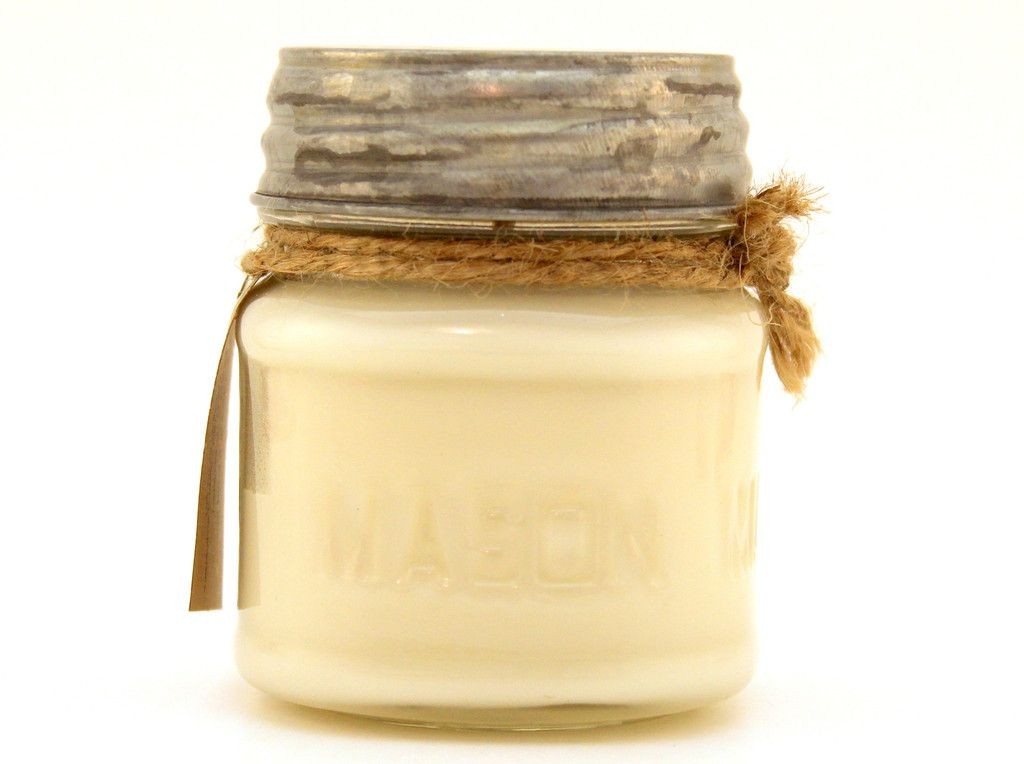 Home made candles!!! You gotta try!!!! Lavender