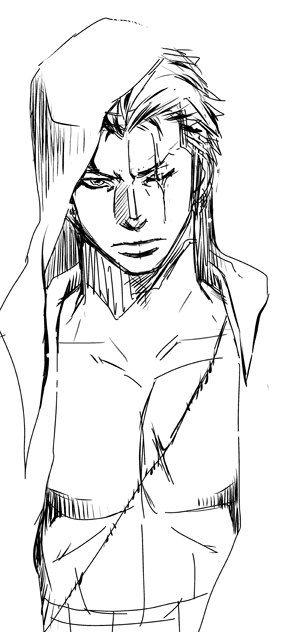 zorro one piece zeichnen