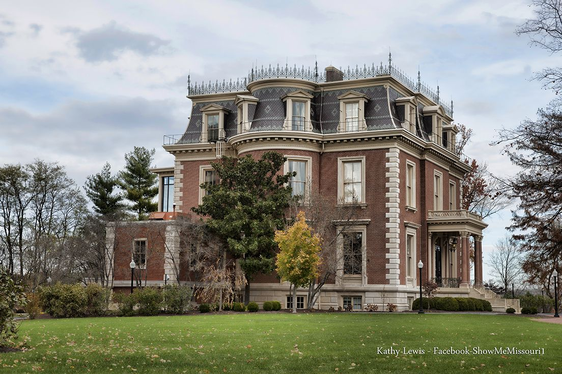 Missouri Governor's Mansion (With images) Mansions