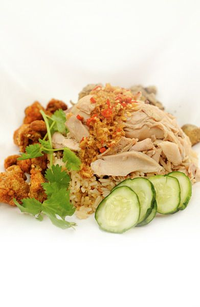 Nongs Khao Man Gai This Dish Is Awesome Visit Them At Multiple
