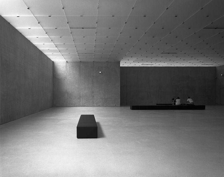 Bregenz kunsthaus Peter Zumthor 2002 INTERIOR DESIGN