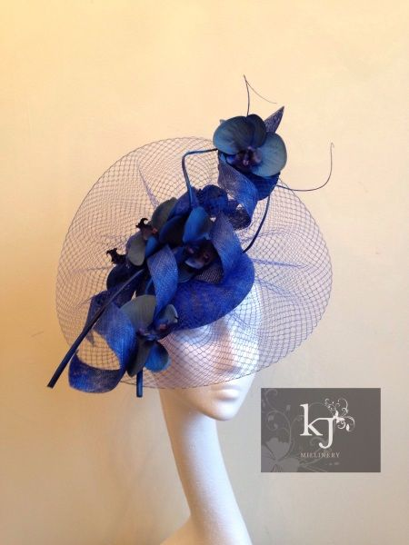 K J Millinery Decadent collection 2015 #millinery #hats #HatAcademy