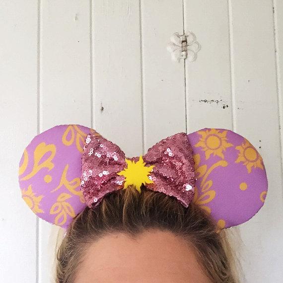 Rapunzel Ears Rapunzel Tangled Ears Tangled by ToNeverNeverland