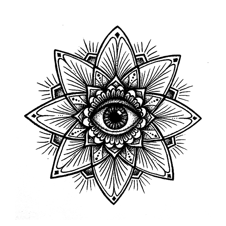 Aztec Eye #aztec