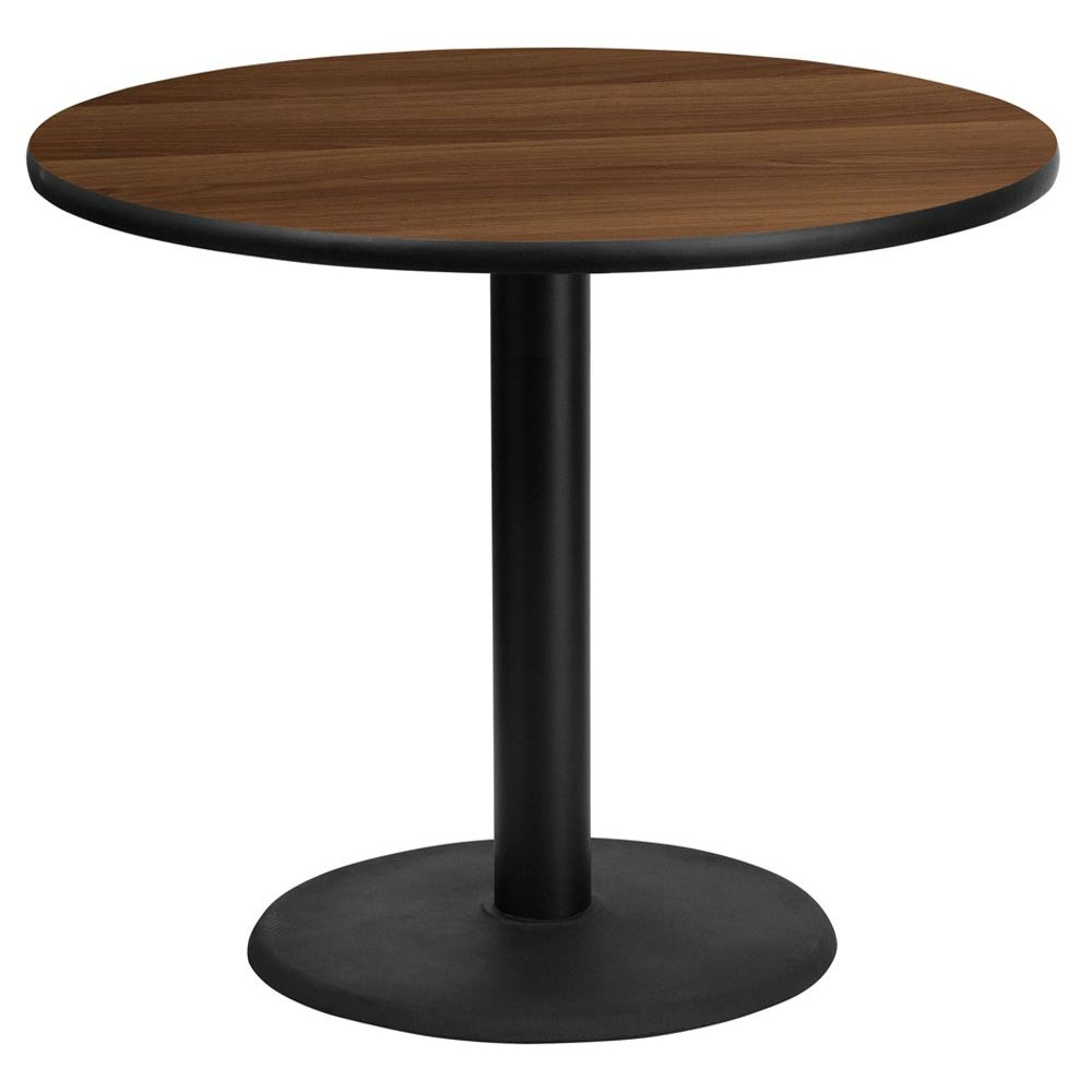 Respite 36 Inch Restaurant Round Table With Images Restaurant
