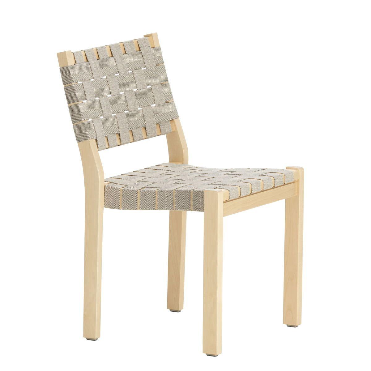 Geflochtener Stuhl 611 Von Artek Connox Modernes Mobeldesign Mobeldesign Klassische Mobel