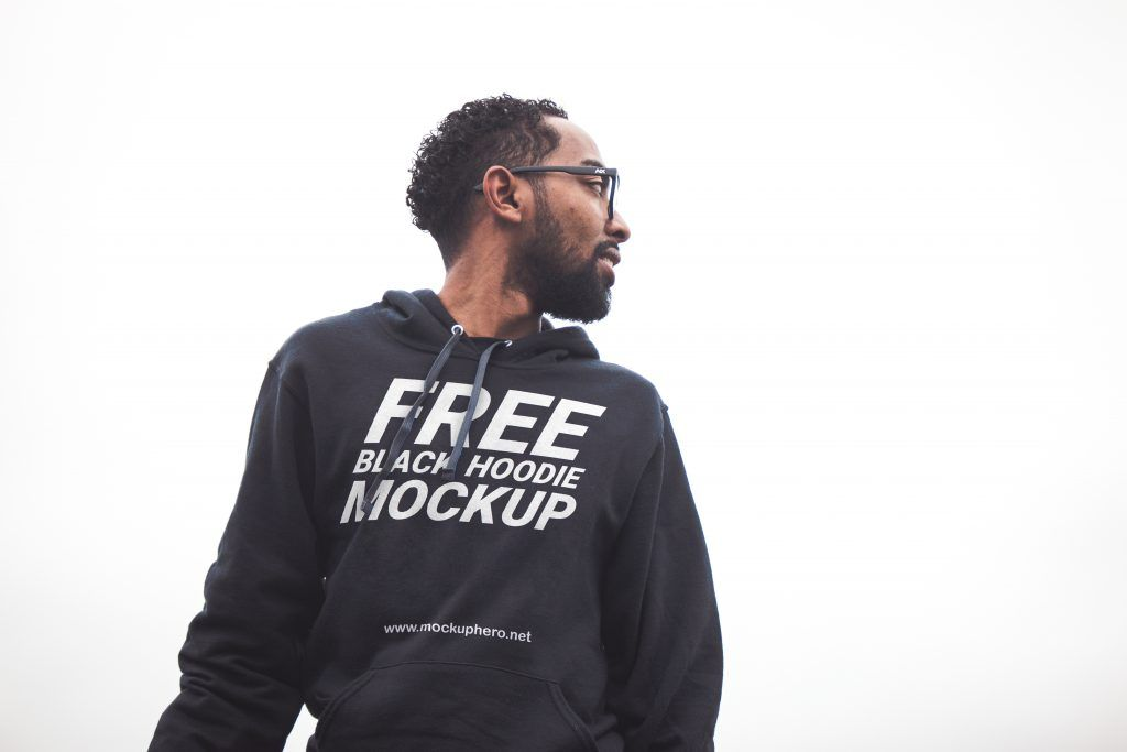 Download Black Hoodie For Men Free Psd Mockup Paramo