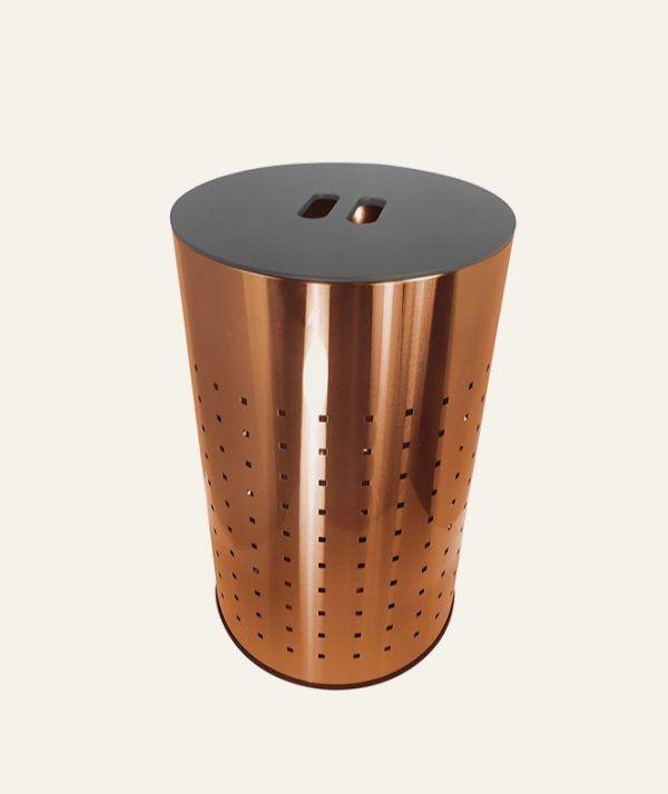 Brabantia Wasbox 50 Liter Matt Steel.50 Unique Laundry Bags Baskets To Fit Any Theme Bathroom