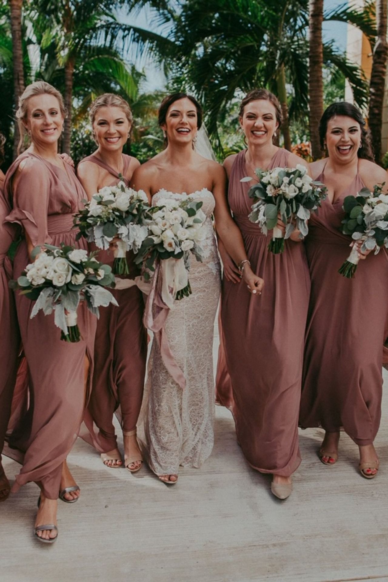 Dusty Pink Bridesmaid Dresses Try Dessy Dusty Pink Bridesmaid Dresses Rose Pink Bridesmaid Dresses Pink Bridesmaid Dresses