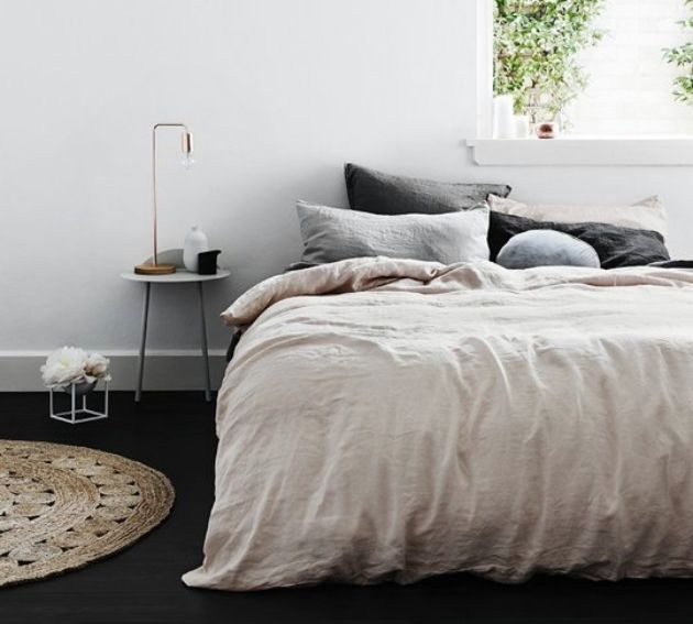 les avantages des draps en lin blog d co drap en lin chambre cocooning et les draps. Black Bedroom Furniture Sets. Home Design Ideas