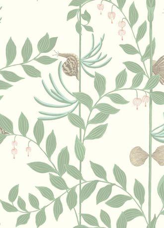 Secret Garden Wallpaper From Cole And Son 103 9031 Dark Green