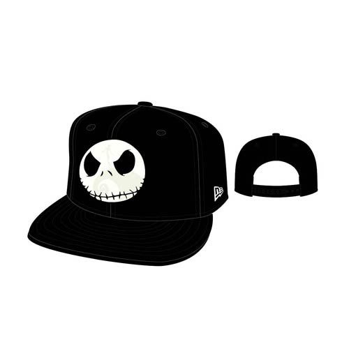 d48458b55ed Nightmare Before Christmas Jack Vize 950 Snapback Cap - New Era Cap Company  - Nightmare Before Christmas - Hats at Entertainment Earth