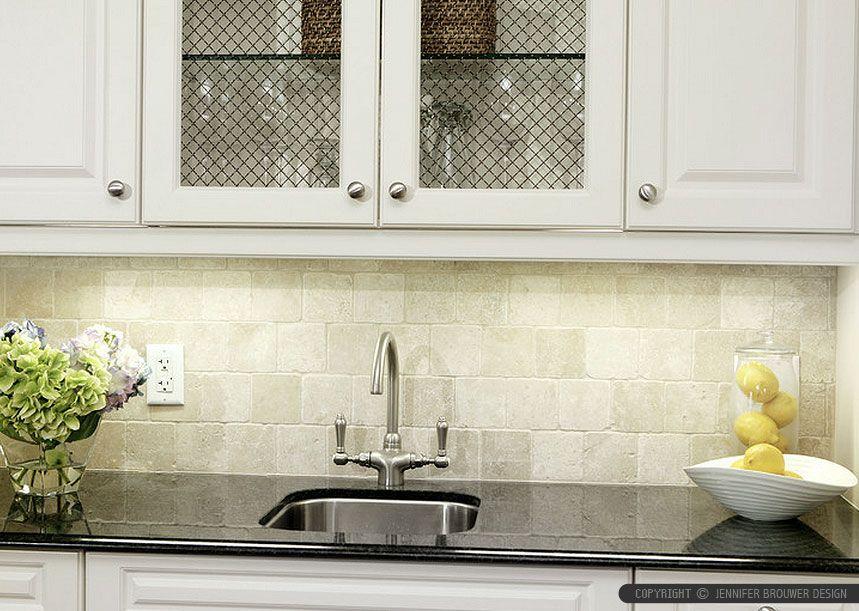 29 Ivory Travertine Backsplash Tile Ideas Natural Design