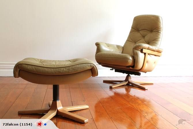 My mid-life crisis chair. Gote Mobel, c.1970. Recently when I sit ...