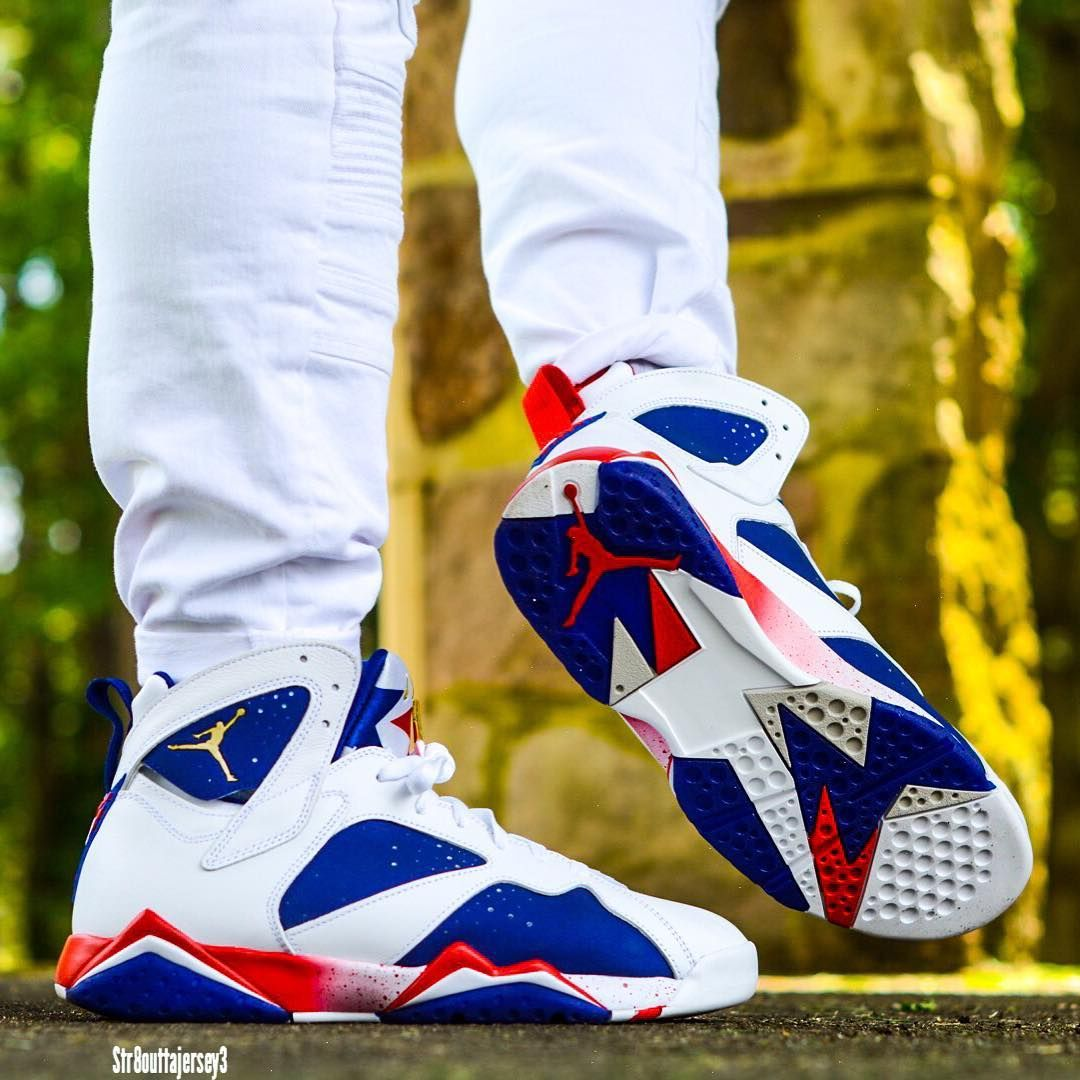 e8ffa943449 Air Jordan 7 Retro Olympic