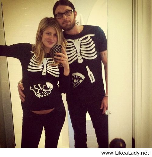 Halloween costumes for couples Halloween ideas Pinterest - pregnant couple halloween costume ideas