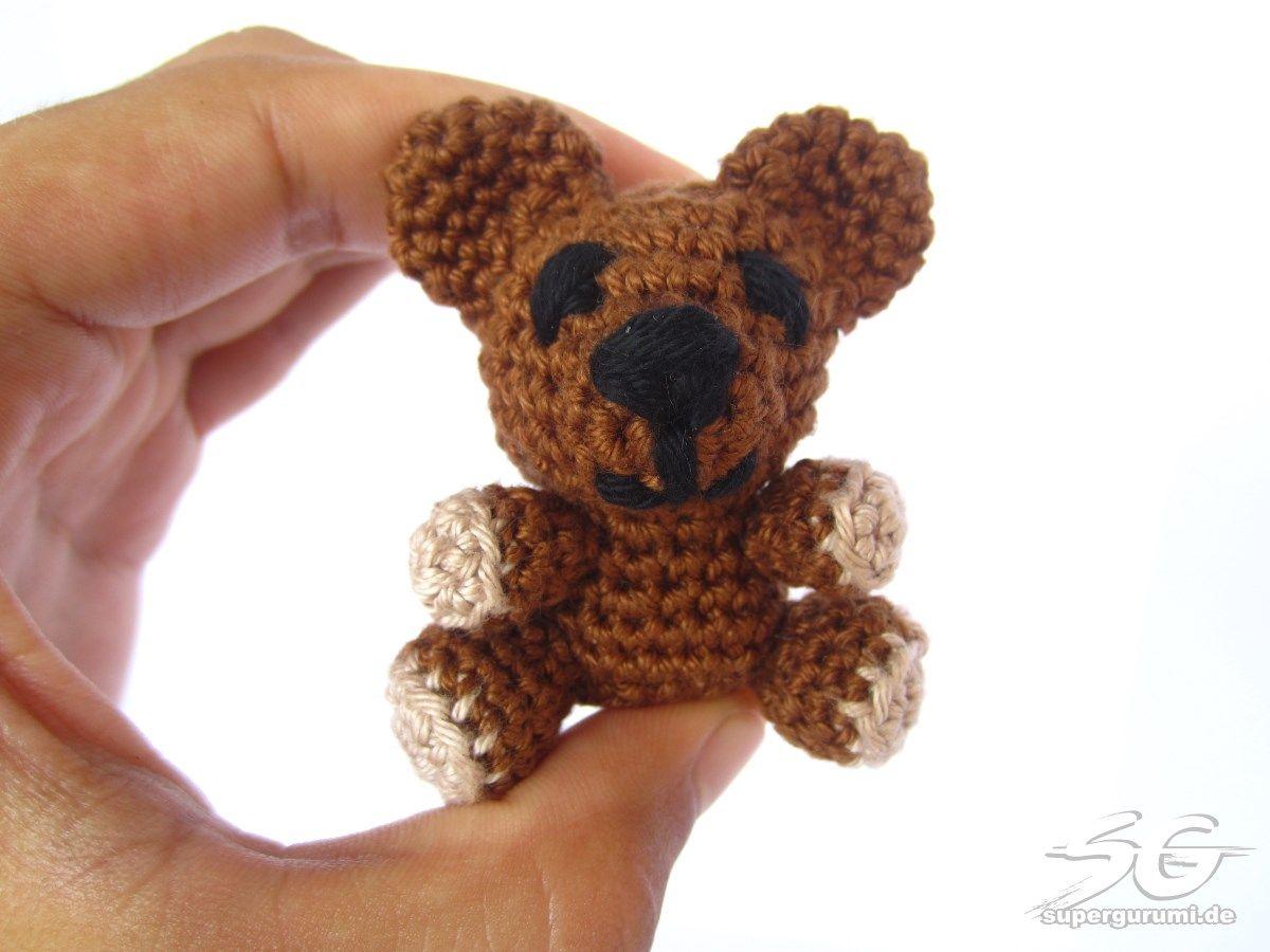 Amigurumi Bär Anhänger   mobili   Pinterest   Amigurumi, Bären und ...