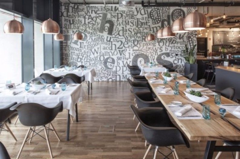 Restaurant interior designs to experience the german