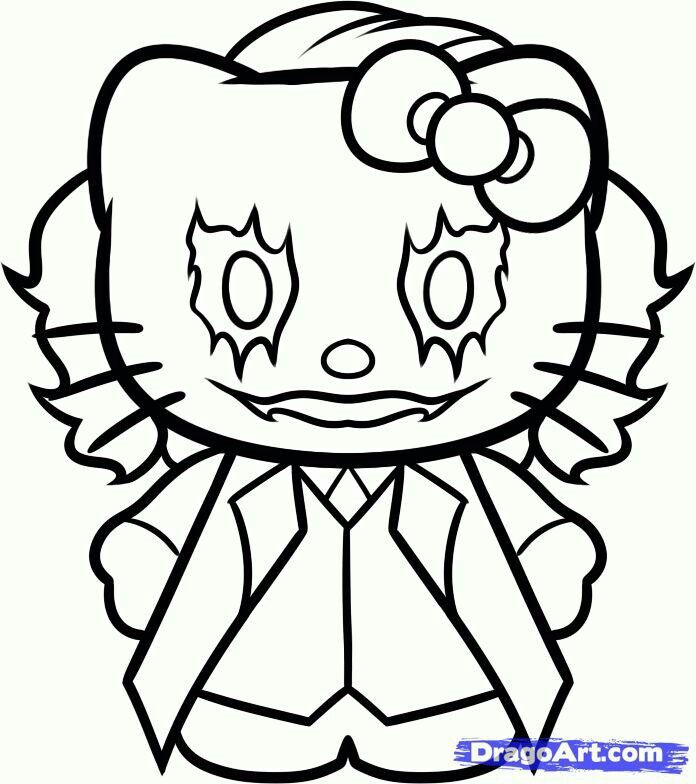 Pin By Novell Irene Cano On Coloring Hello Kitty Hello Kitty Drawing Hello Kitty Colouring Pages Hello Kitty Coloring