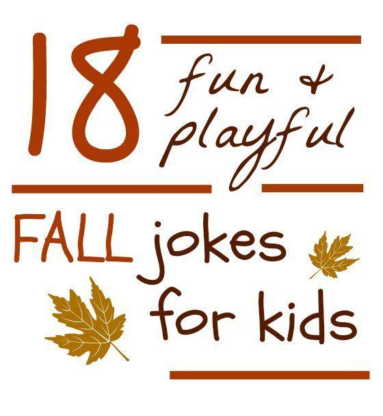 Thanksgiving Jokes For Kids, Jokes For Kids, Autumn