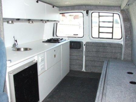 4x4 Chevy Express Camper Van From Boulder Offroad Custom Vans