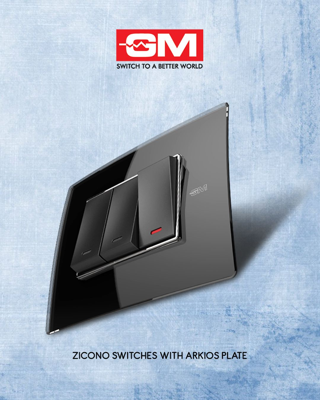 The Zicono Switches Are A Perfect Example Of Yet Another Innovation By Gm Modular Designed With An Upgra Switches Home Automation Light Switches And Sockets