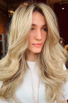 Classic Blonde Shade #blondehair #blonde #blondegirl #blonds #hair #haircolor #lovehairstyles