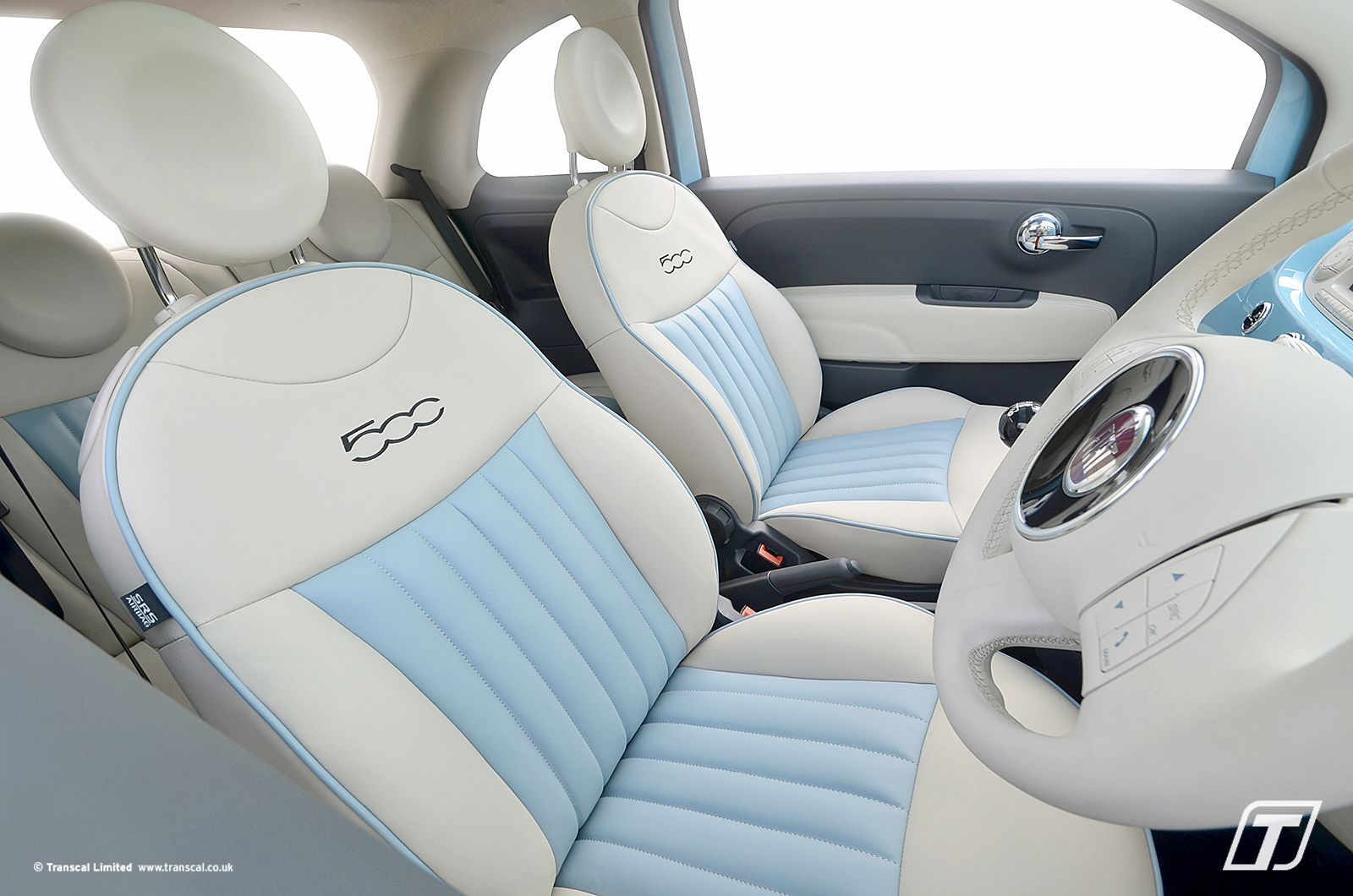Fiat 500 Leather Interior Join Us On Www Facebook Com Transcal