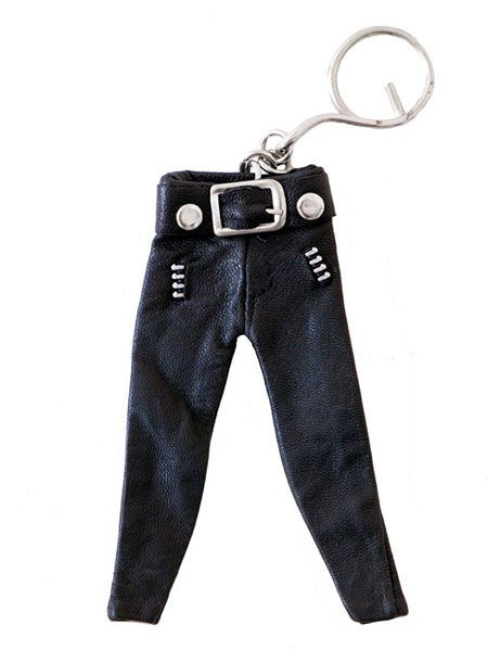 leather-pants-keychain-450 by nylonmagazine, via Flickr