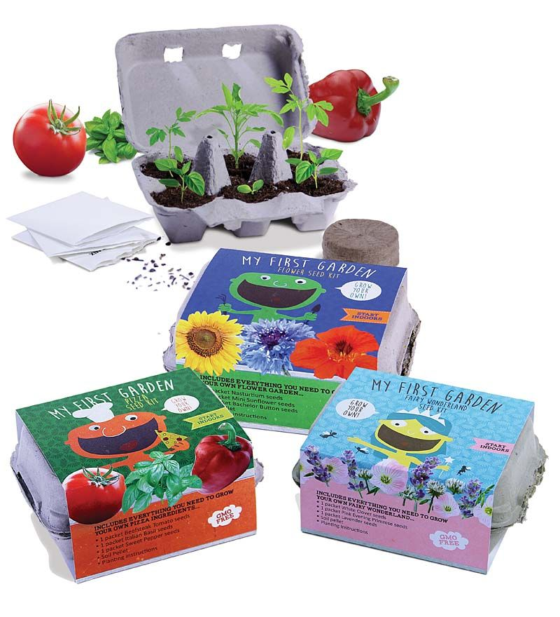 Western Promotions My First Garden Kidsu0027 Gardening Kit