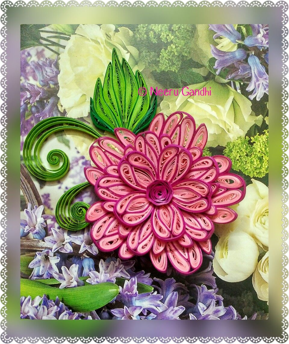 Pin by Sandra Frybarger on Quilling  Pinterest  Quilling Quilling