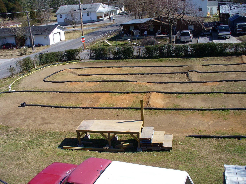 backyard rc track ideas - Google Search | Rc track, Radio ...