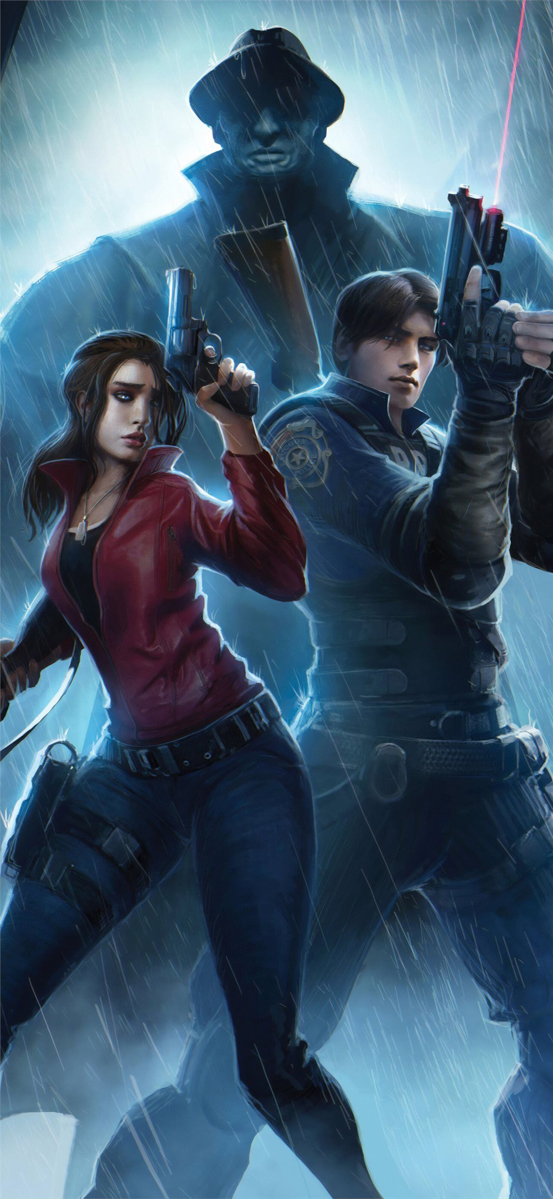 Resident Evil Claire Redfield Chris Redfield 4k Ar Resident Evil Girl Evil Art Resident Evil